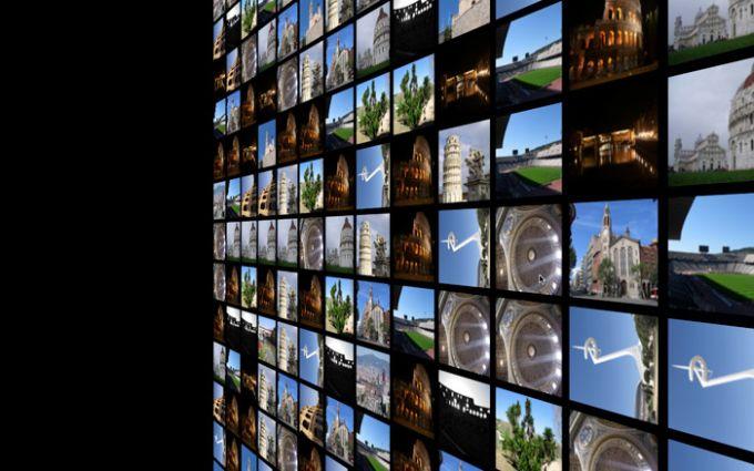 MovingPhotos 3D Mac OS X Screen Saver