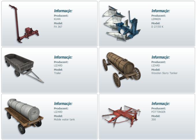 Farming Simulator 2013 - Maszyny Klasyczne