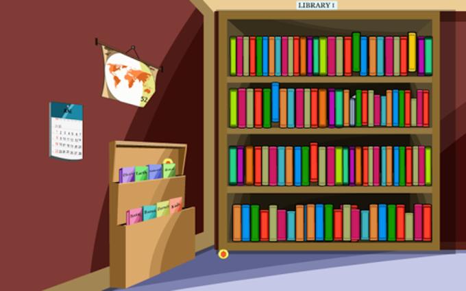 Escape Academic Library
