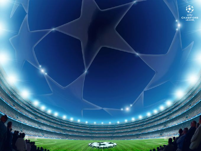 The Best Blue Uefa Champions League Background