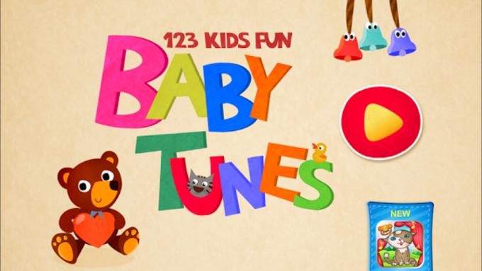 123 Kids Fun™ BABY TUNES Free