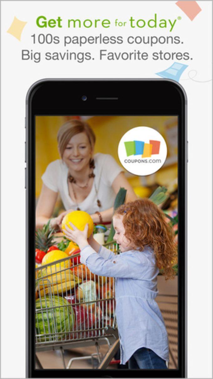 Coupons.com – Grocery Coupons