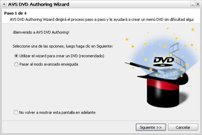 AVS DVD Authoring