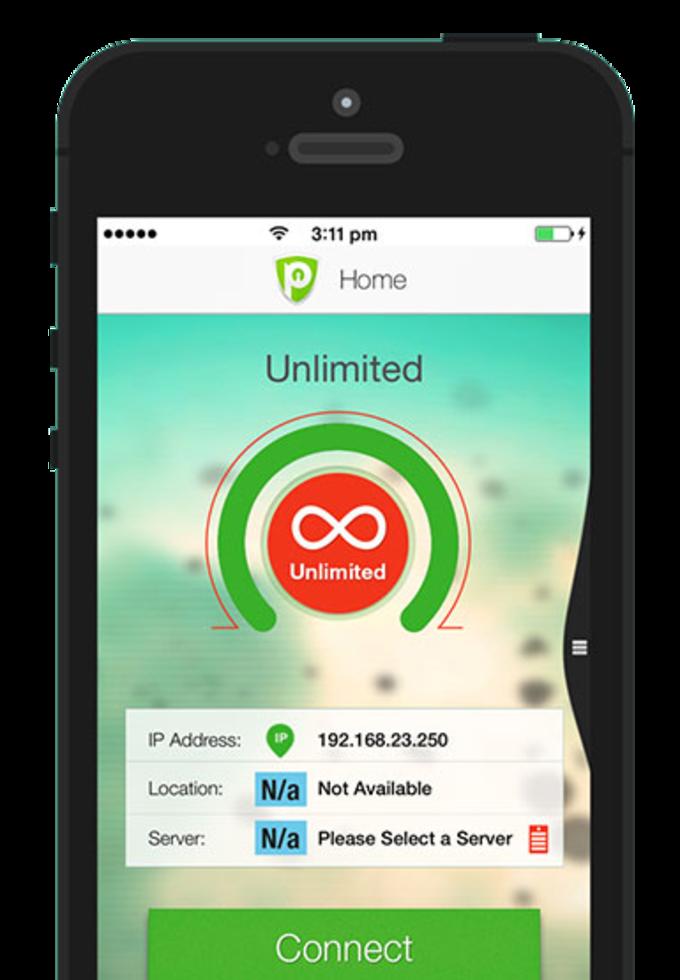 PureVPN Free VPN für iOS