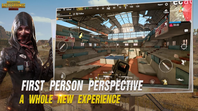 BETA PUBG MOBILE for Android - Download
