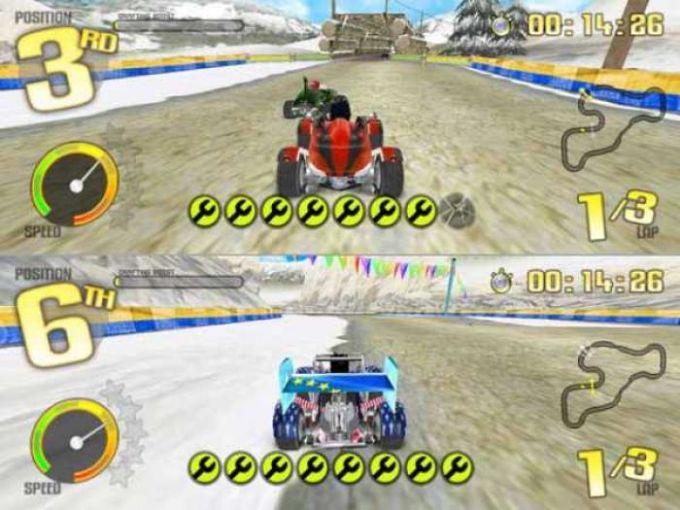 Jammin Racer