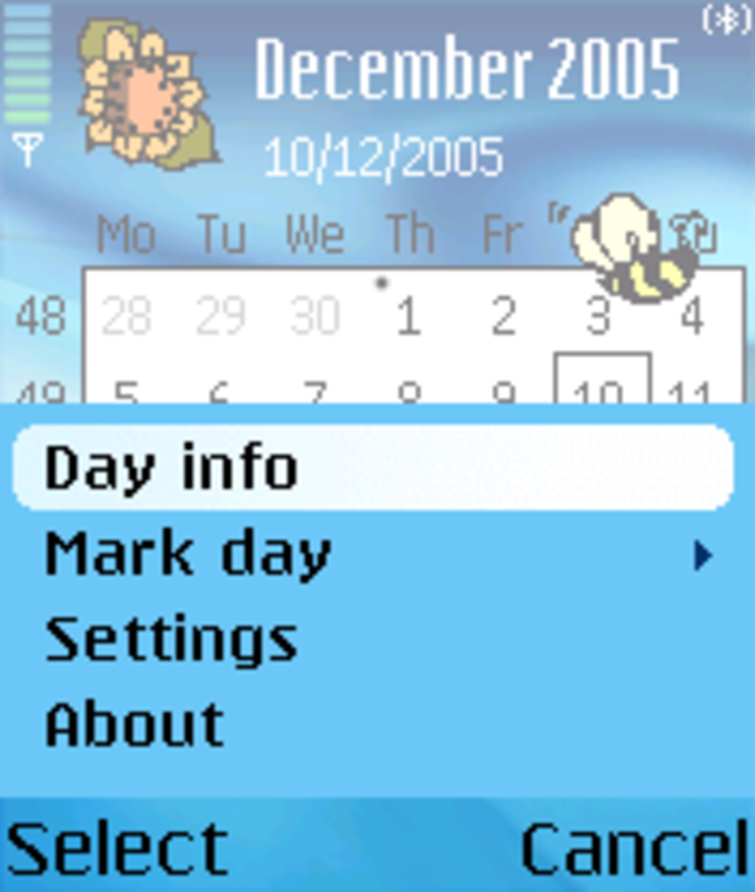My Moon Calendar