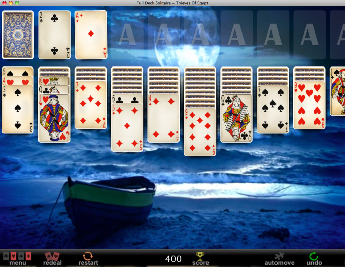 Download full deck solitaire 1. 61 – mac.