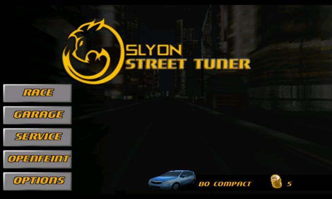 Slyon Street Tuner