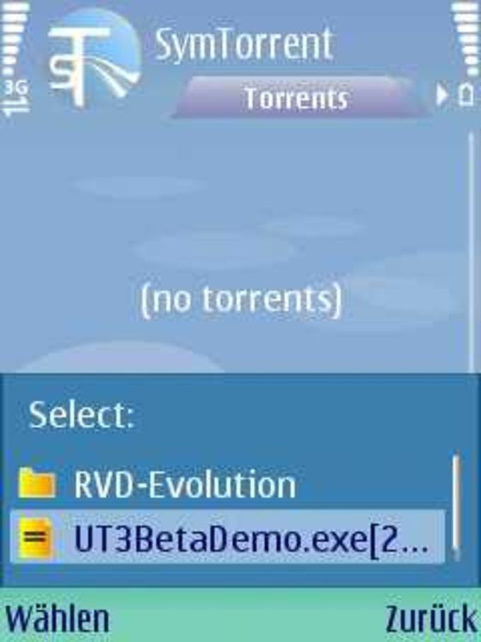 SymTorrent