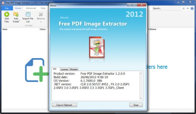 IMAGE FROM PDF EXTRACTOR PDF