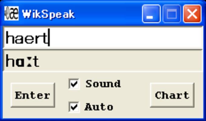 WikSpeak