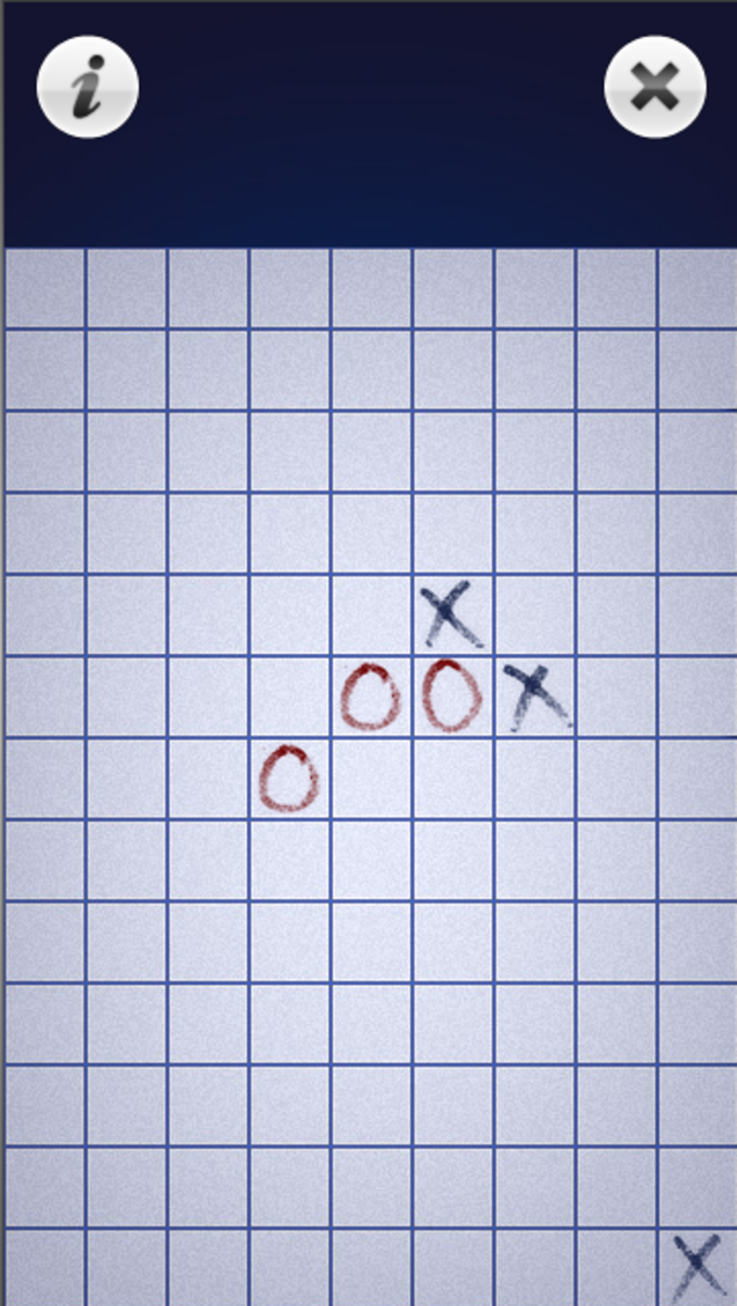 Tic-Tac-Toe Touch