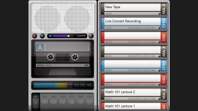 Tape Recorder Pro