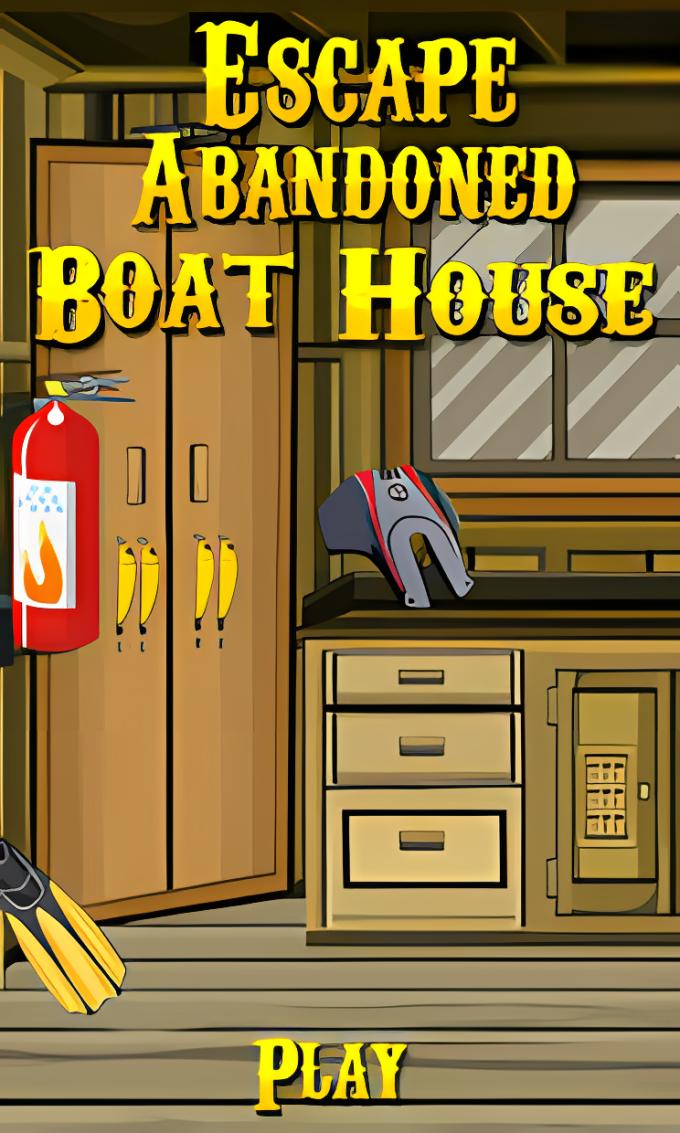 Escape Abandoned Boat House