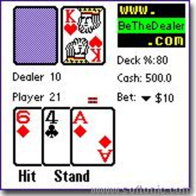 BeTheDealer Casino