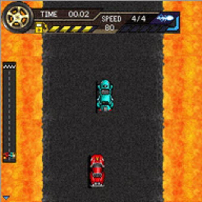 Twisted Machines Moto Racing