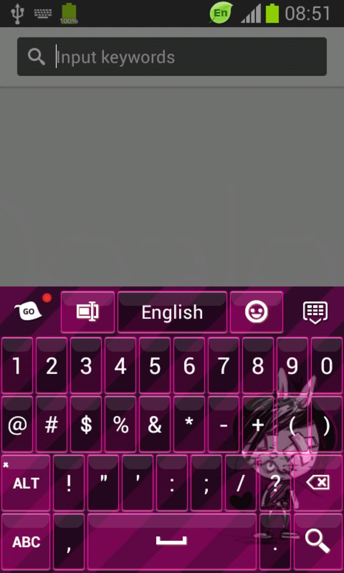 Emo Keyboard