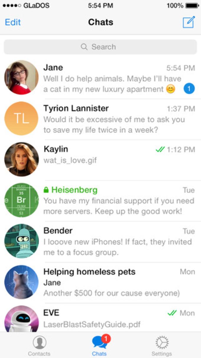 Telegram Messenger