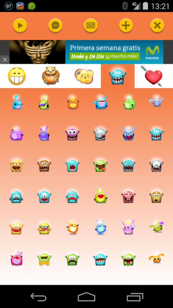 Lindos Emoji HD