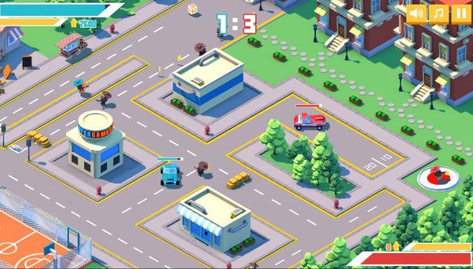 Block City Wars - Pixel Strike