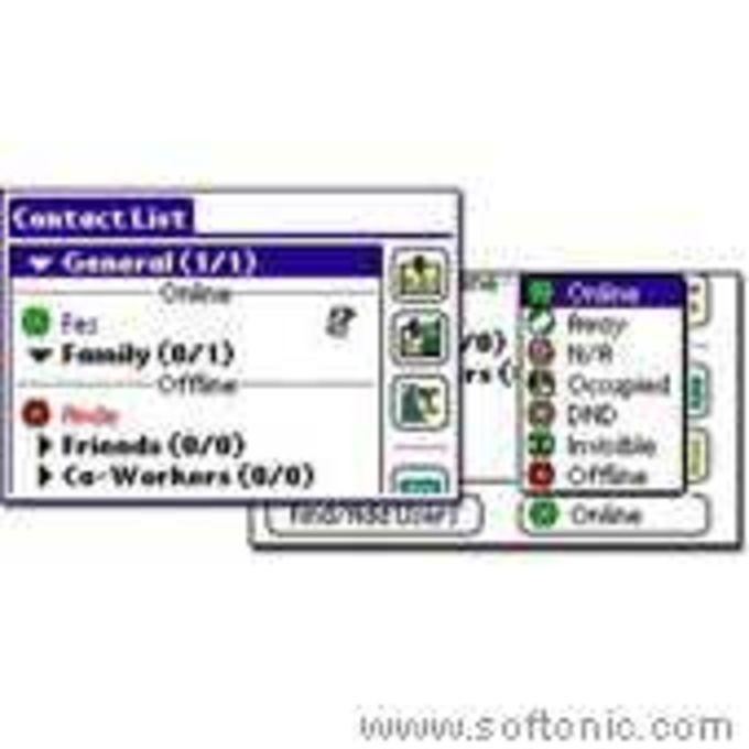 ICQ pour Pocket PC