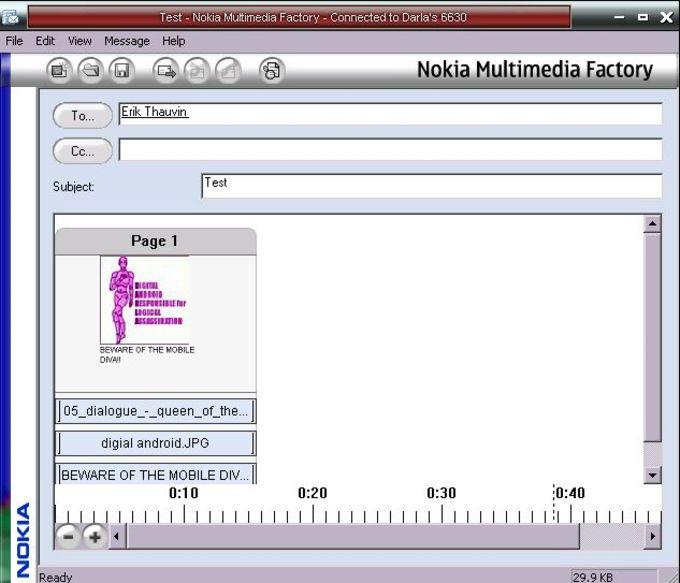Nokia Multimedia Factory