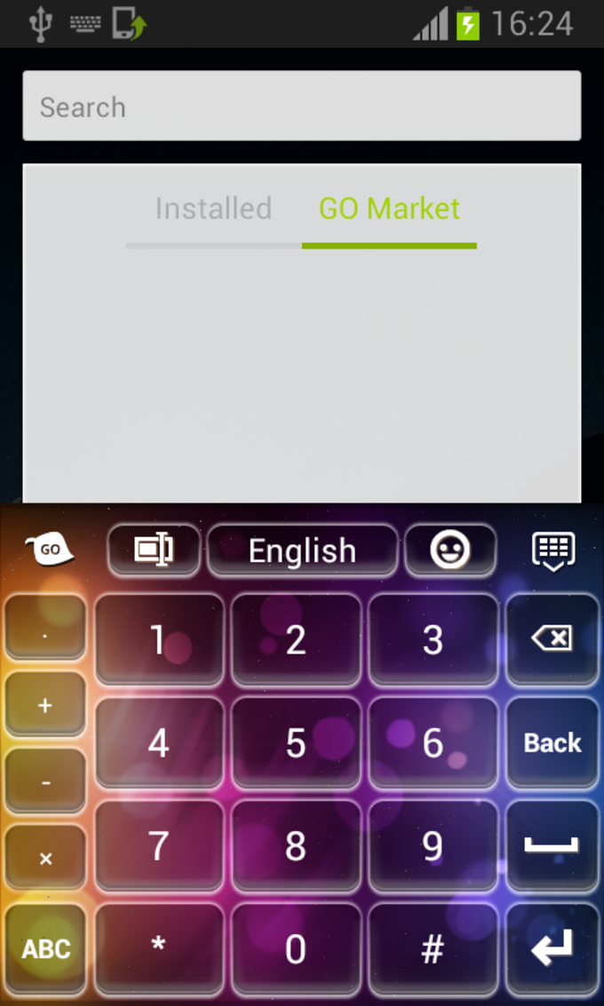 Keyboard Theme for Android