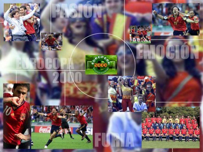 España 4 - Yugoslavia 3 Wallpaper