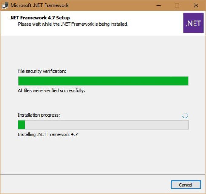 Download Microsoft  NET Framework - free - latest version