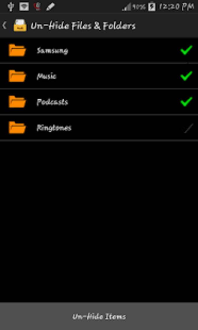 File & Folder Hider