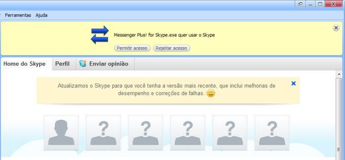 Messenger Plus! for Skype