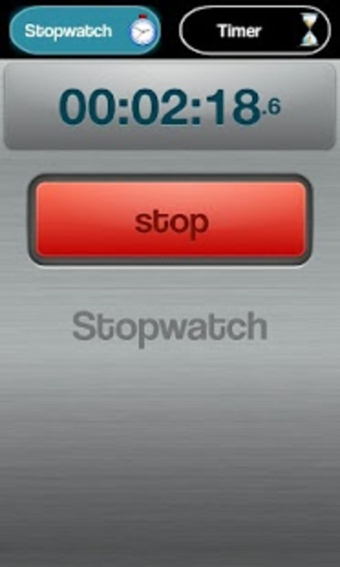 Digital Stopwatch & Countdown