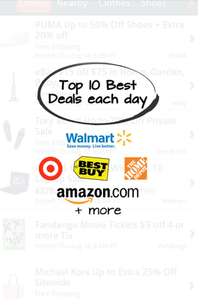 BuyVia - Best Shopping Deals