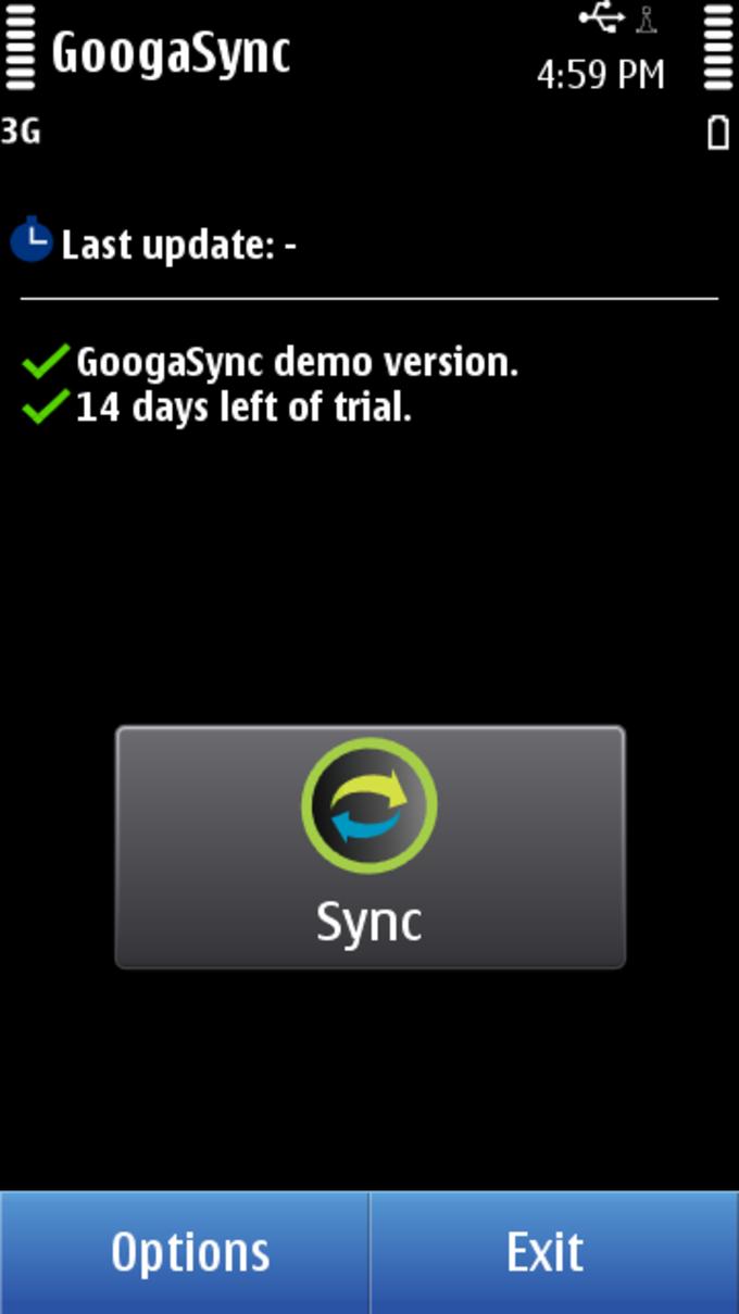 GoogaSync