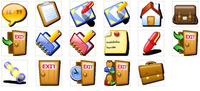 XP iCandy 3.1 Icons