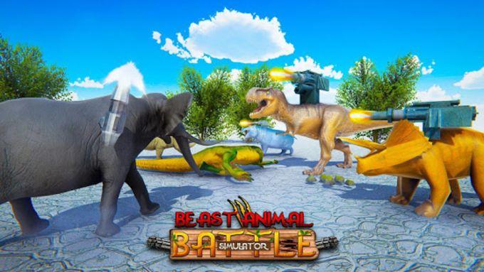 Beast Animal Kingdom Battle Simulator Epic Battle