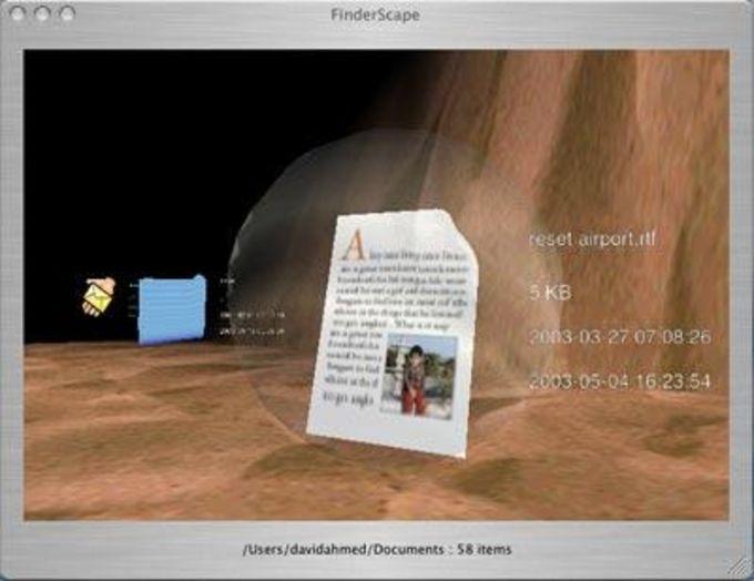 FinderScape