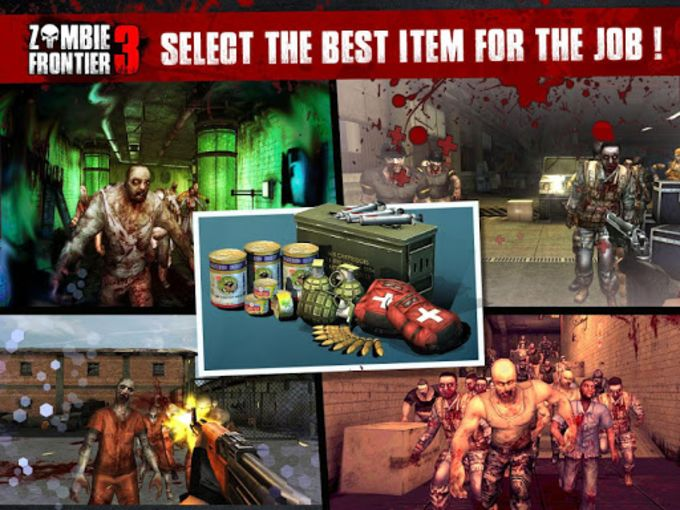 Zombie Frontier 3