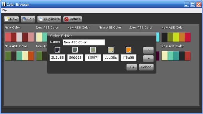 Color Browser