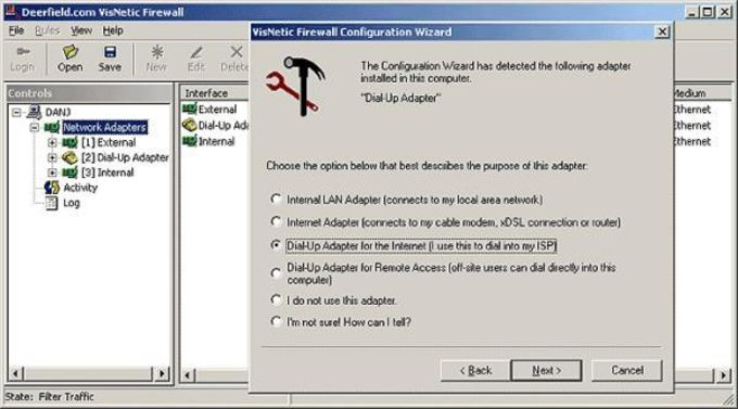 VisNetic Firewall