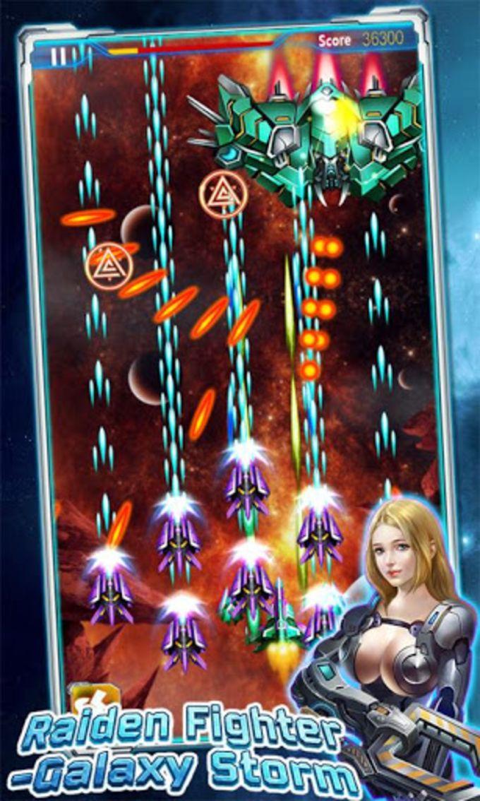Raiden Fighter - Galaxy Storm