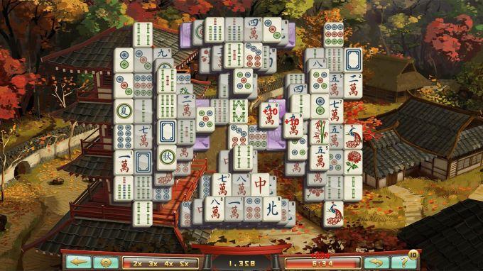 Mahjong Saga