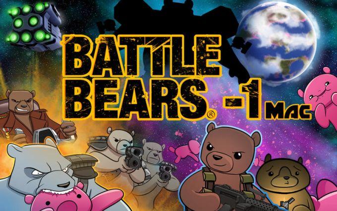BATTLE BEARS -1 Mac