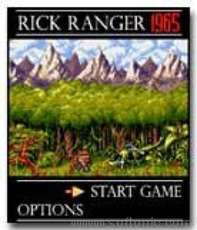 Rick Ranger 1965