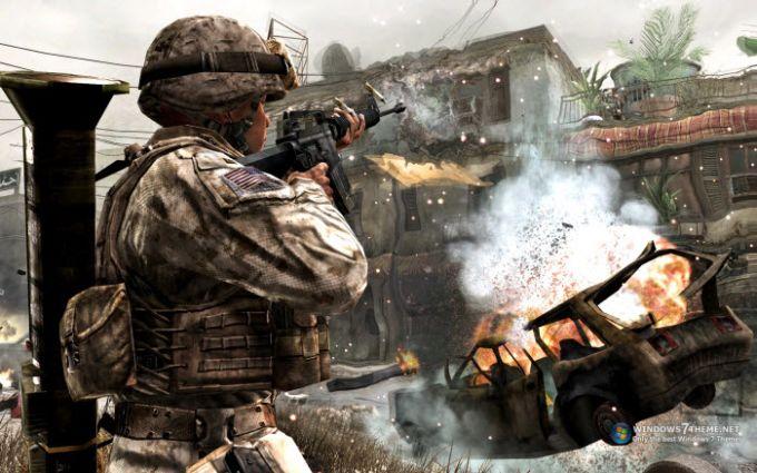 Tema de Call of Duty