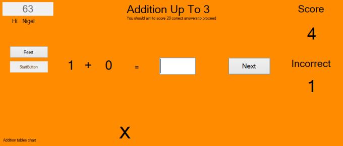 Maths Test For Kids