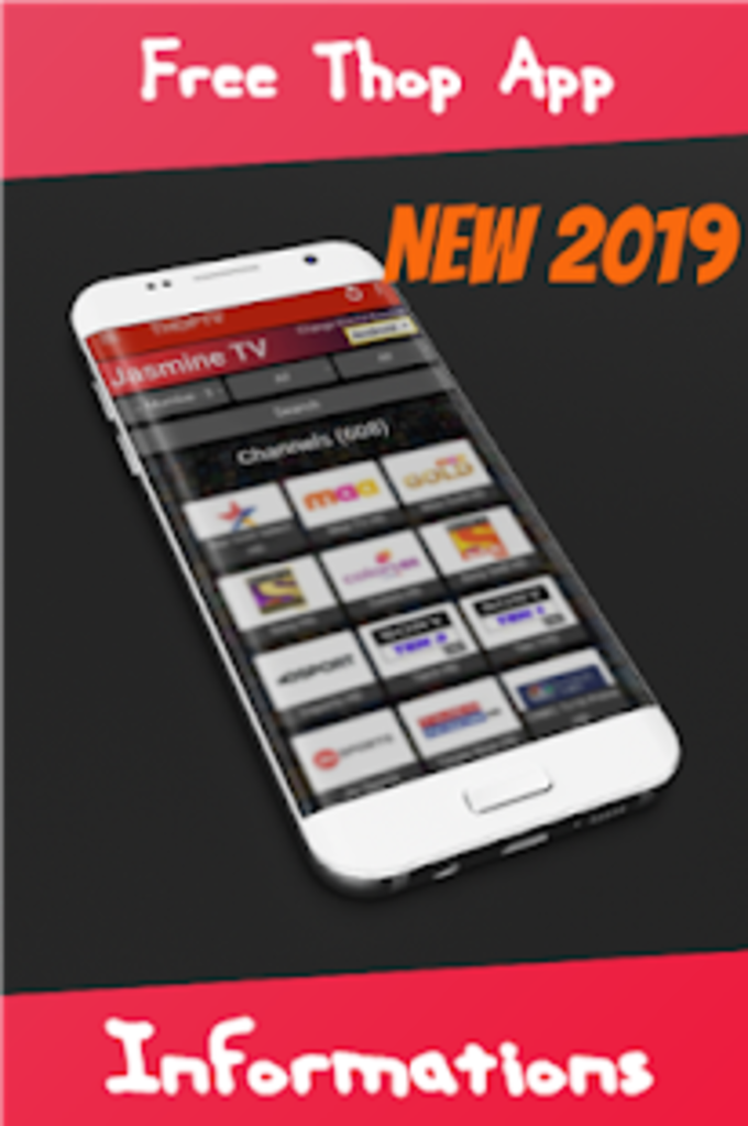 THOPTV Free HD Guide Live Pro 2019 for Android - Download