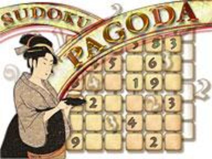 Sudoku Pagoda