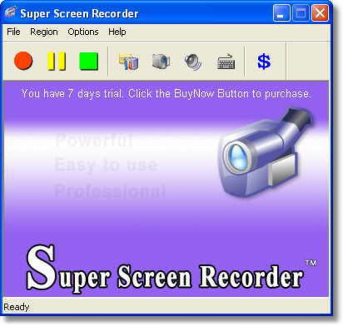 Super Screen Recorder